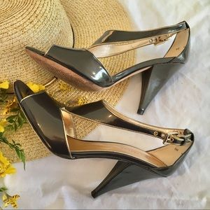 Ann Taylor | Patent Leather Heels